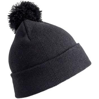 Accessoires textile Enfant Bonnets Result Winter Essentials RC028J Noir