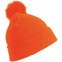 Accessoires textile Enfant Bonnets Result Winter Essentials RC028J Orange fluo