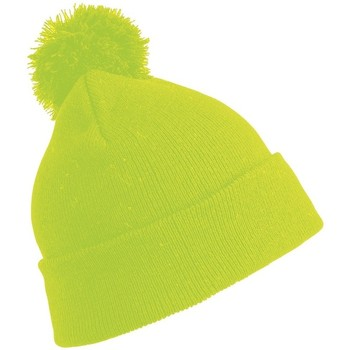 Accessoires textile Enfant Bonnets Result Winter Essentials RC028J Jaune fluo