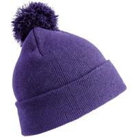 Accessoires textile Enfant Bonnets Result Winter Essentials RC028J Violet