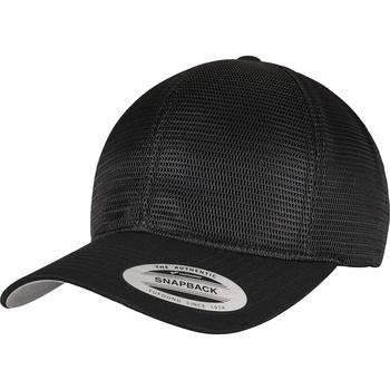 Accessoires textile Casquettes Flexfit YP150 Noir