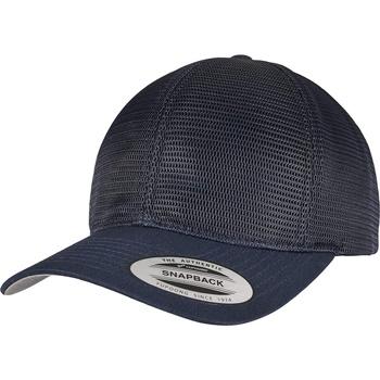 Accessoires textile Casquettes Flexfit YP150 Bleu marine