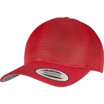 Accessoires textile Casquettes Flexfit YP150 Rouge