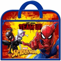 Sacs Enfant Cartables Spiderman  Bleu marine / rouge