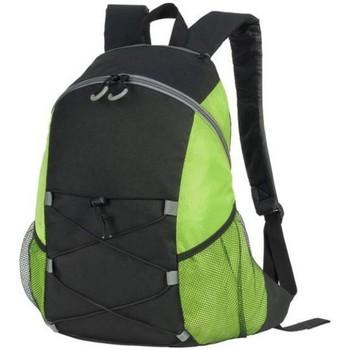 Sacs Sacs à dos Shugon SH7237 Noir / citron vert