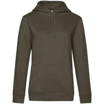 Vêtements Femme Sweats B&c WW03Q Vert kaki
