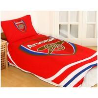 Maison & Déco Housses de couettes Arsenal Fc BS1106 Rouge