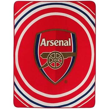 Maison & Déco Couvertures Arsenal Fc BS1477 Rouge