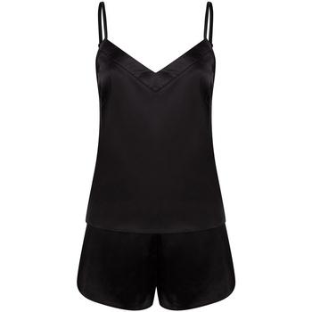 Vêtements Femme Pyjamas / Chemises de nuit Towel City TC057 Noir