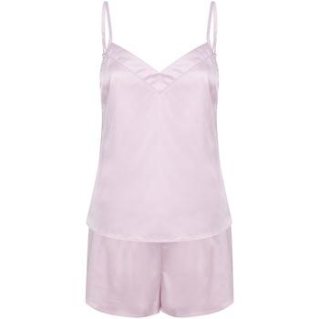 Vêtements Femme Pyjamas / Chemises de nuit Towel City TC057 Rose clair