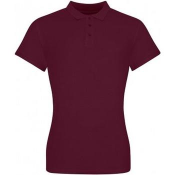 Vêtements Femme T-shirts & Polos Awdis JP100F Bordeaux