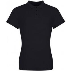 Vêtements Femme T-shirts & Polos Awdis JP100F Noir