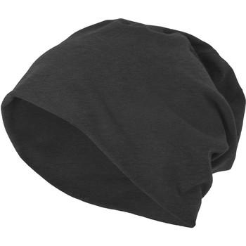 Accessoires textile Bonnets Build Your Brand BY002 Noir