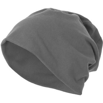 Accessoires textile Bonnets Build Your Brand BY002 Gris
