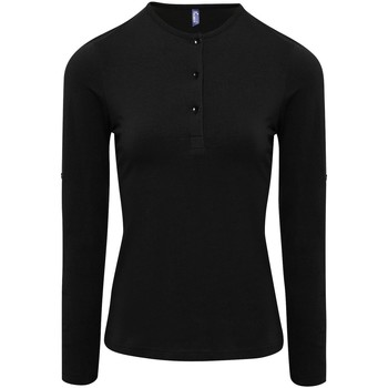 Vêtements Femme Tuniques Premier PR318 Noir