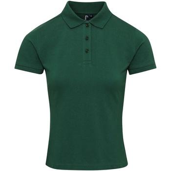 Vêtements Femme T-shirts & Polos Premier PR632 Vert bouteille