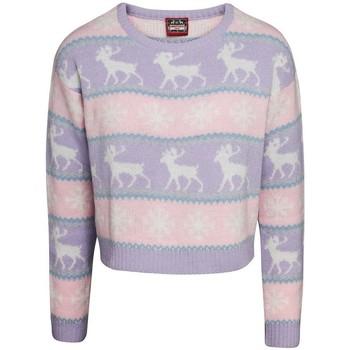 Vêtements Femme Sweats Christmas Shop  Rose / violet