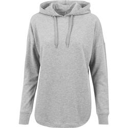 Vêtements Femme Sweats Build Your Brand BY037 Gris
