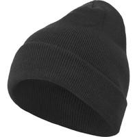 Accessoires textile Bonnets Build Your Brand BY001 Noir