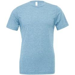 Vêtements T-shirts & Polos Bella Canvas CV003 Denim
