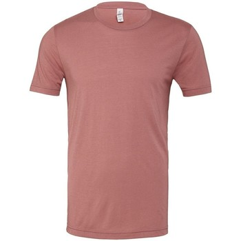 Vêtements T-shirts & Polos Bella Canvas CV003 Mauve