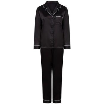 Vêtements Femme Pyjamas / Chemises de nuit Towel City TC055 Noir