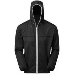 Vêtements Homme Vestes Asquith & Fox AQ201 Noir / blanc