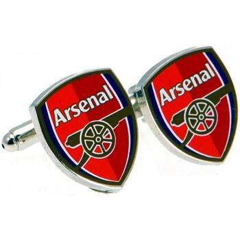 Montres & Bijoux Homme Boutons de manchettes Arsenal Fc  Rouge
