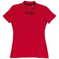 Vêtements Femme T-shirts & Polos Stedman Stars  Rouge