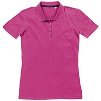 Vêtements Femme T-shirts & Polos Stedman Stars  Rose