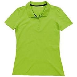 Vêtements Femme T-shirts & Polos Stedman Stars  Vert vif