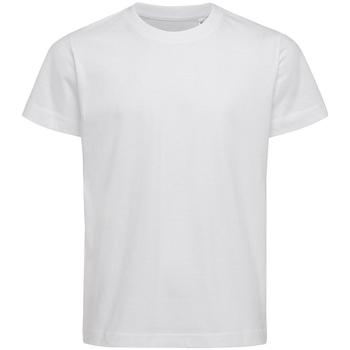 Vêtements Enfant T-shirts & Polos Stedman Stars  Blanc