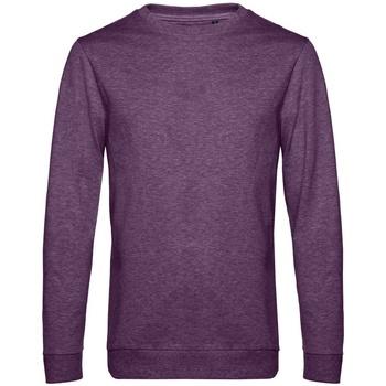 Vêtements Homme Sweats B&c WU01W Violet chiné