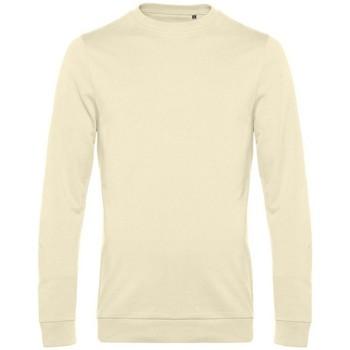 Vêtements Homme Sweats B&c WU01W Jaune pâle