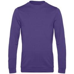 Vêtements Homme Sweats B&c WU01W Violet
