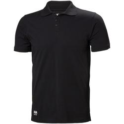 Vêtements Homme T-shirts & Polos Helly Hansen 79167 Noir