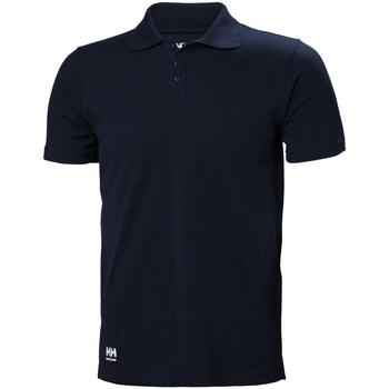 Vêtements Homme T-shirts & Polos Helly Hansen 79167 Bleu marine