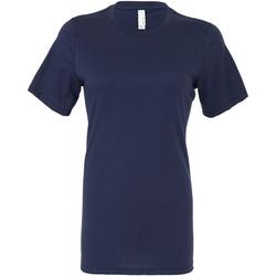 Vêtements Femme T-shirts & Polos Bella + Canvas BE6400 Bleu marine