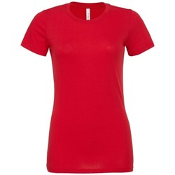Vêtements Femme T-shirts & Polos Bella + Canvas BE6400 Rouge