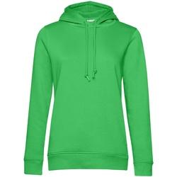 Vêtements Femme Sweats B&c WW34B Vert pomme