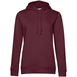 Vêtements Femme Sweats B&c WW34B Bordeaux