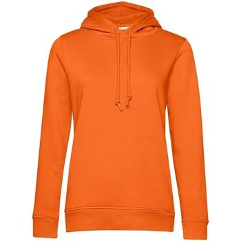 Vêtements Femme Sweats B&c WW34B Orange