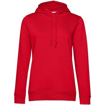 Vêtements Femme Sweats B&c WW34B Rouge