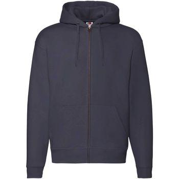 Vêtements Homme Sweats Fruit Of The Loom 62152 Bleu marine