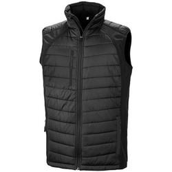Vêtements Vestes Result R238X Noir