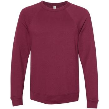 Vêtements Sweats Bella + Canvas CA3901 Bordeaux