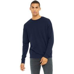Vêtements Homme Sweats Bella + Canvas CA3945 Bleu marine