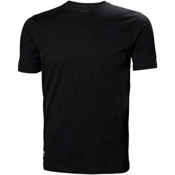 Vêtements Homme T-shirts & Polos Helly Hansen 79161 Noir