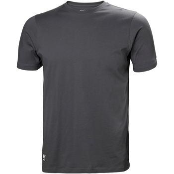Vêtements Homme T-shirts & Polos Helly Hansen 79161 Gris foncé