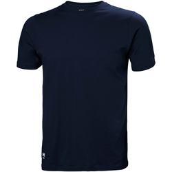 Vêtements Homme T-shirts & Polos Helly Hansen 79161 Bleu marine